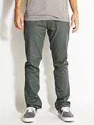 Brixton Toil II Chino Pants  Forest Green