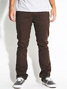Brixton Toil Chino Pants Brown