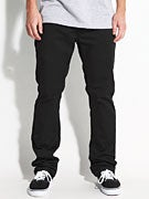 Brixton Toil Chino Pants  Black