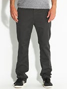 Brixton Toil Chino Pants  Charcoal