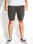 Brixton Toil Chino Shorts  Charcoal