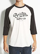 Brixton Thornton 3/4 Sleeve T-Shirt