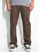 Brixton Thompson Pants  Brown