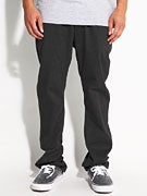 Brixton Thompson Pants  Charcoal