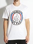 Bro Style Patriot T-Shirt