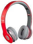 Beats by Dr. Dre x (RED) Solo HD Headphones w/CT