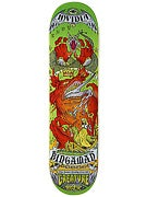 Creature Bingaman 7 Deadly Sins Deck  8.3 x 32.2