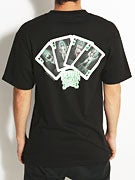 Creature Babes Playing Card T-Shirt