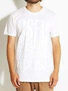 Creature FU Tonal T-Shirt
