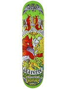 Creature Gravette 7 Deadly Sins Deck  8.0 x 31.6