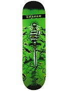 Creature Graham Give'em Hell Deck  8.26 x 31.7