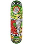 Creature Graham 7 Deadly Sins Deck  9.0 x 33