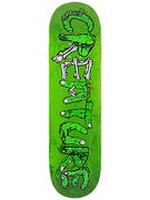 Creature Gang Sign Green Deck  8.6 x 32.5