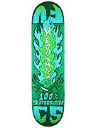 Creature Heddings Burnside Deck  8.0 x 31.75