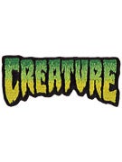 Creature Logo Fade Patch 4