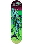 Creature Heddings Cove Deck  8.0 x 31.6