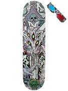 Creature Heddings Ritual 3D Deck  8.0 x 31.6