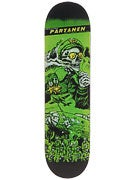 Creature Partanen Give'em Hell Deck  8.3 x 32.2