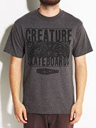 Creature Remember to Die T-Shirt