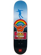 Chocolate Anderson Hang Loose Deck  8.125x31.625