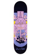 Chocolate Brenes Tombstone Deck  8x31.625