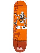 Chocolate Brenes Day of the Shred Deck  8.0 x 31.63