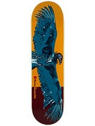Chocolate Johnson Buzzard Deck  8.125x31.3