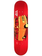 Chocolate Anderson Vagabonds Deck  8.125 x 31.63