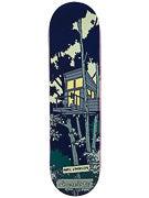Chocolate Johnson Tree House Deck  8.125 x 31.3
