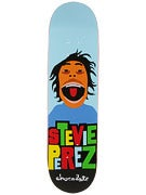 Chocolate Perez Yanker Deck  8.25 x 32