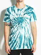 Chocolate Tie Dye Chunk T-Shirt