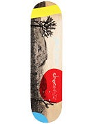 Chocolate Perez High Desert Deck  8.25 x 32
