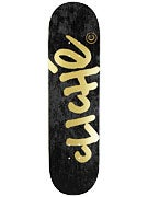 Cliche Handwritten Black/Gold Deck 8.25 x 31.7