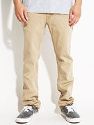 Comune CS Carl Chino Pants  Tan