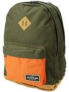 Dakine Detail Backpack Olive/Orange