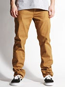 DC Straight Canvas Pants  Medal Bronze
