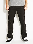 DC Worker Straight Pants  Black