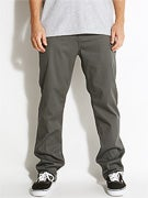 DC Worker Straight Pants  Dark Shadow