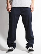 DC Straight Worker Pants  Navy