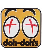 Doh-Doh Eyes Sticker