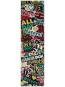 DGK Rasta Collage Griptape by Mob