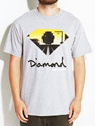 Diamond Cable Car T-Shirt