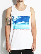 Diamond Caribbean Tank Top