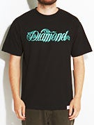 Diamond Giant Script T-Shirt