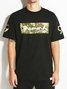 Diamond LS Camo Box Logo T-Shirt