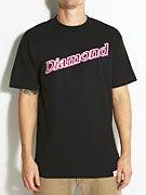Diamond Neon Script T-Shirt