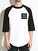Diamond OG Sign 3/4 Sleeve Raglan