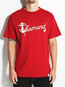 Diamond Yacht Script T-Shirt