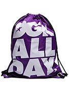 DGK All Day Cinch Bag  Purple