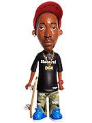 DGK Stevie Williams Action Figure